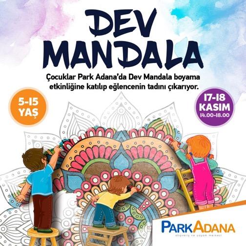 Dev Mandala Adanada çocuk Olmak