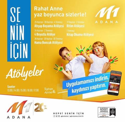 Kitap Okuma Atolyesi Adana Da Cocuk Olmak